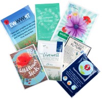 branded seed packets